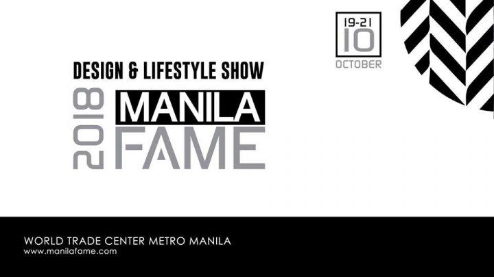 フィリピンデザインが集結、 Manila FAME 2018 国際家具・雑貨展 開催へ