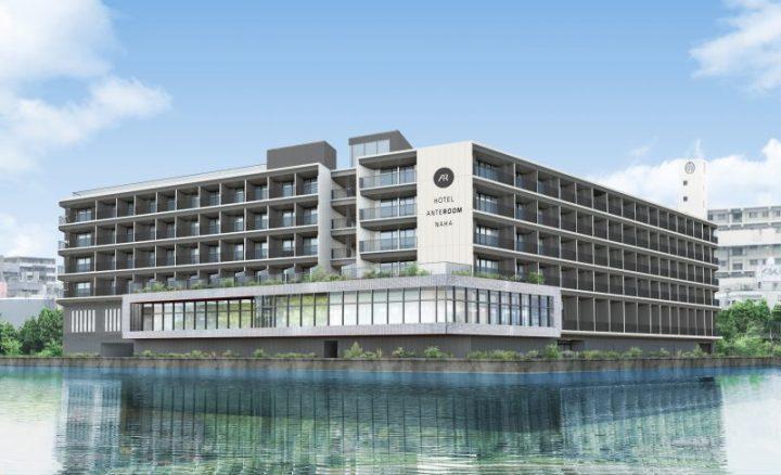 名和晃平のクリエイティブ・プラットフォーム 「SANDWICH」がアートディレクションを担当 「ホテル アンテ…