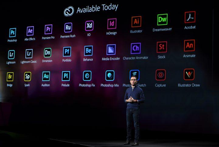 アドビが次世代のAdobe Creative Cloudを発表 クリエイターの生産性を劇的に高める機能強化