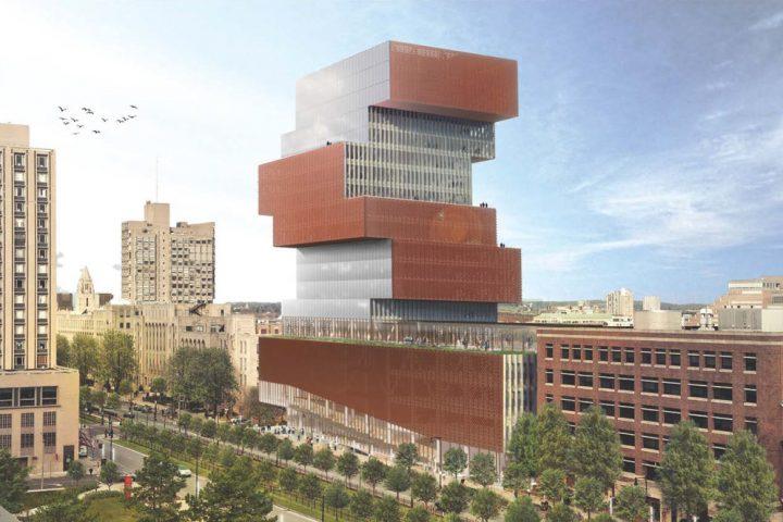 建築事務所・KPMB Architectsが設計 ボストン大学 研究センターの新案を発表