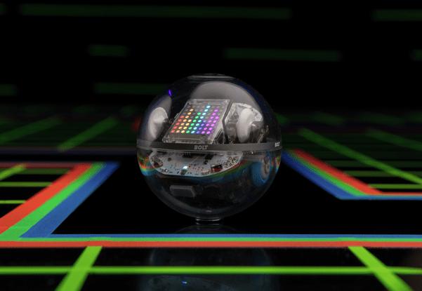 アメリカのロボティクス企業・スフィロから「Sphero BOLT」が発売開始 子どもが遊んで学べるプログラミン…