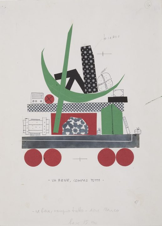 ブルーノ・ムナーリの回顧展「ブルーノ・ムナーリ-役に立たない機械をつくった男」 2018年11月17日(土)…