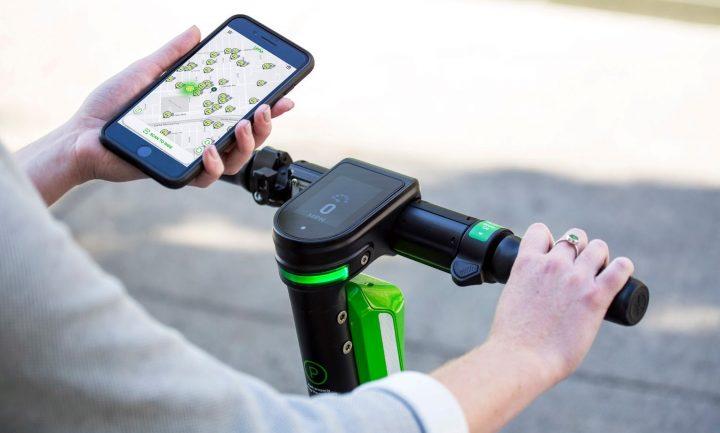 アメリカででシェアードモビリティを提供する「Lime」 新たな電動スクーター「Lime-S Gen 3」を発表