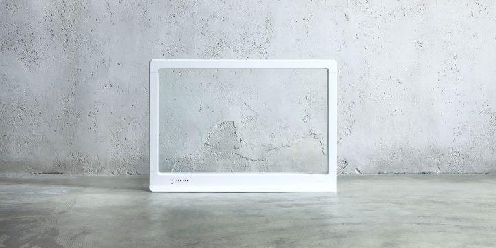 SONOBIから透明なガラスのパネルヒーター「Double Glass Heater」が発売 2018年10月25日(木)に販売開始
