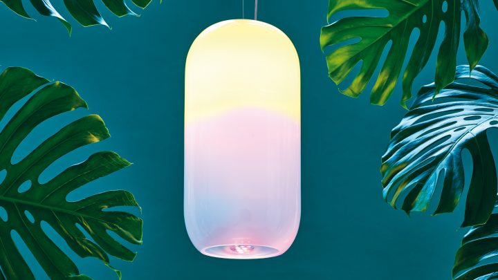 建築事務所BIGがデザインを手がけたアルテミデの「GOPLE Lamp」 雑誌「Interior Design」のBest of Year賞…