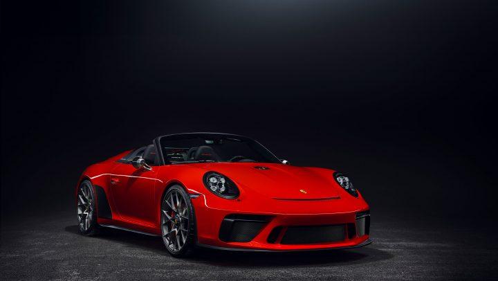 ポルシェから「911 スピードスター」が台数限定で登場 70周年を記念したコンセプト・スタディを実車化
