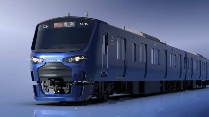 相鉄・JR直通線用新型車両「12000系」が発表 デザインはPRODUCT DESIGN CENTERの鈴木啓太が担当
