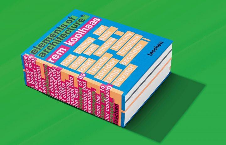 レム・コールハースによる建築の構成要素に焦点をあてた書籍が発売 進化する建築を理解するのに最適な一冊