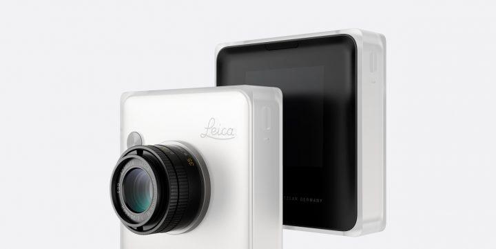 インダストリアルデザイナーのDaniel Huang 小型カメラのプロトタイピング「Leica Instant M」を発表