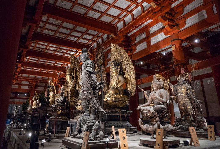 東京国立博物館と凸版印刷 立体曼荼羅を再現するVR作品の製作を開始