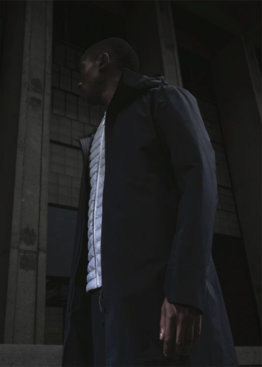 ARC'TERYX VEILANCE が期間限定のPOP UP STOREを展開 東京・銀座の阪急メンズ東京にて2018年10月17日(水…