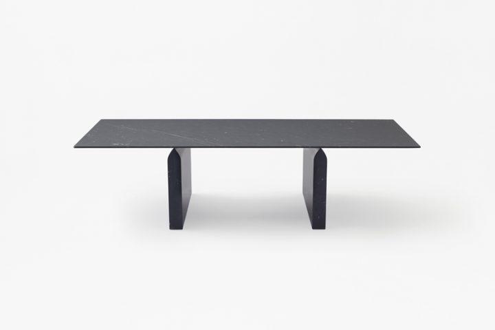nendoがMarsotto Edizioniとコラボしたテーブルコレクションを発表 大理石ならではの軽やかさを表現