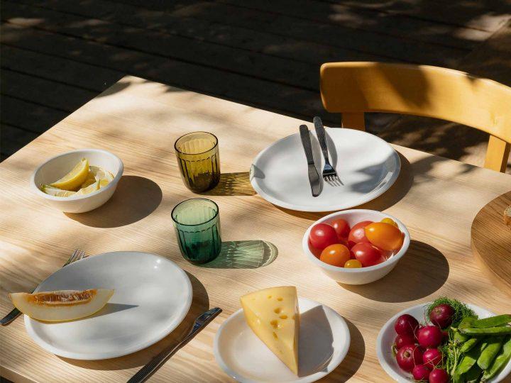 ジャスパー・モリソンの新作キッチンウェア「Raami」 2019年初旬 イッタラから登場