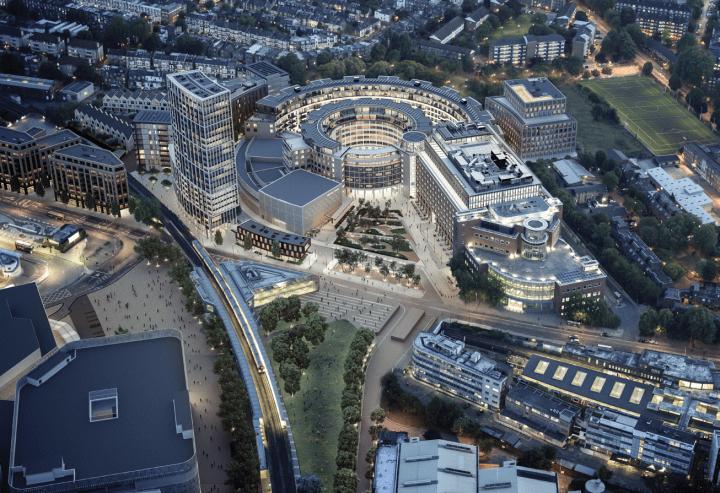 三井不動産グループのテレビジョンセンター再開発計画が竣工 日系企業として最大規模となるロンドンでの都…