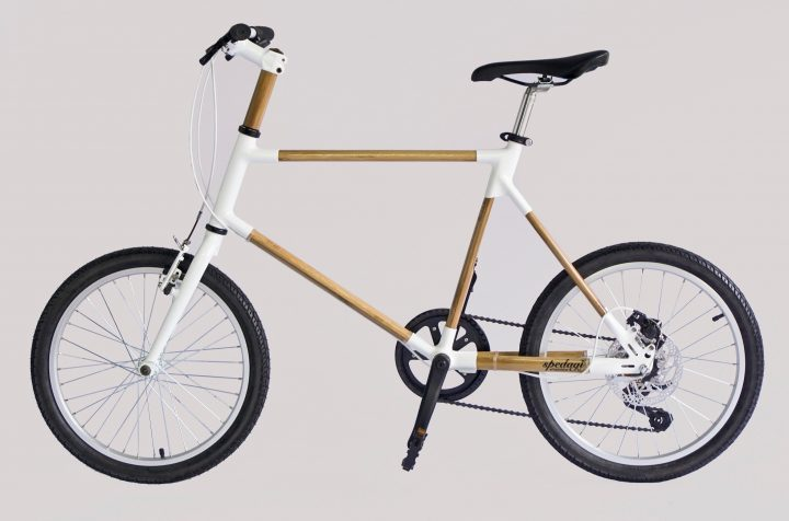 2018年度グッドデザイン賞金賞作品「Bamboo Bicycle」 バンブー製フレームの自転車で村の経済を活性化