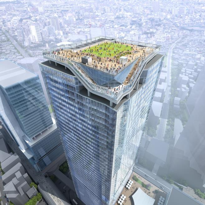日建設計・隈研吾・SANAAによるデザイン 渋谷スクランブルスクエアが2019年秋の開業を発表