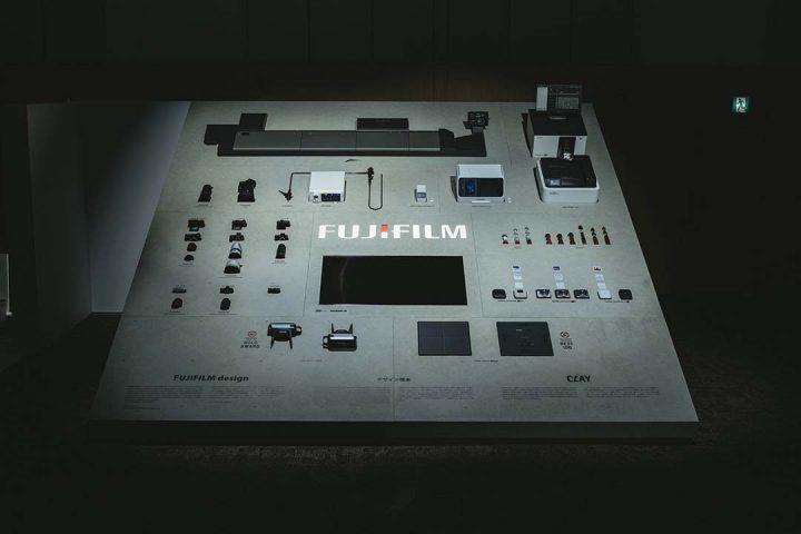 プロダクトの個性を伝える 富士フイルムデザインセンター「デザイン標本」