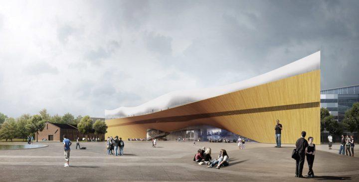 ALA Architectsがヘルシンキに設計した 先駆的な新中央図書館「Oodi」