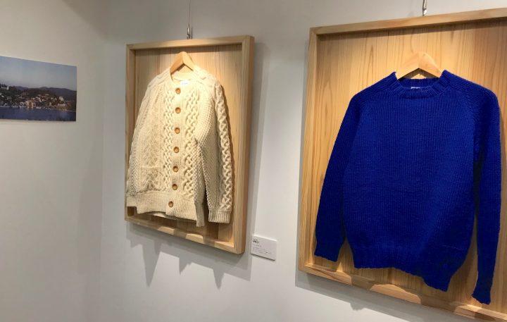 ⼿編みのニットで知られる気仙沼ニッティングが、直営店「気仙沼ニッティング東京」を千駄ヶ⾕にオープン