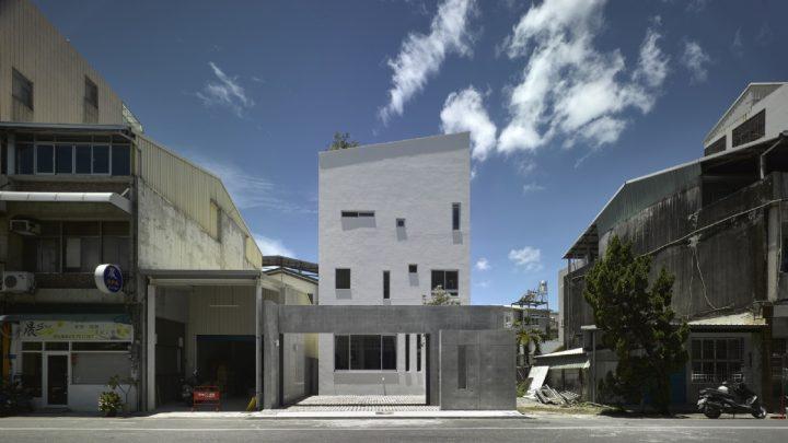 台湾の建築設計事務所・良悦建築が手がけた住宅 「THE RESIDENCE IN TOWNSHIP」