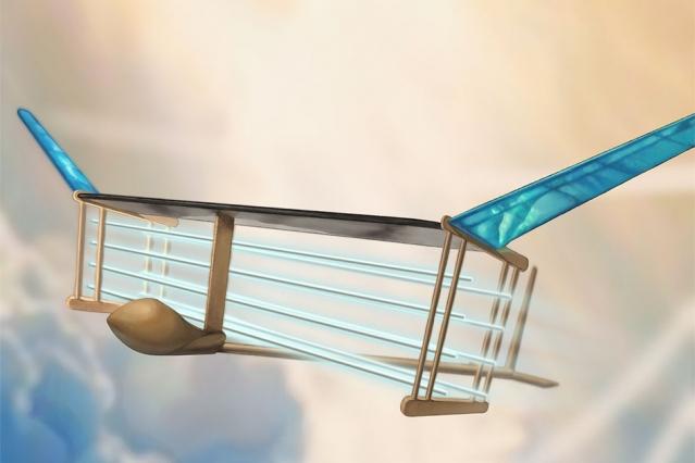 「イオン風」で飛行機を飛ばす!? MITの研究チームが可動部のない飛行機の飛行実験に成功