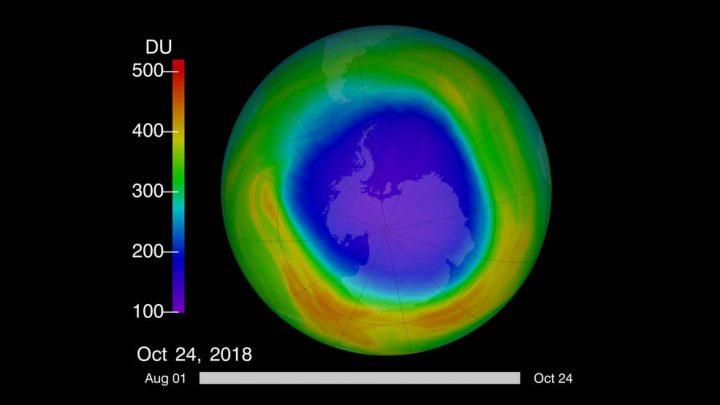 オゾン層は破壊され続けている!? NASAが南極のオゾンホールの現状を発表