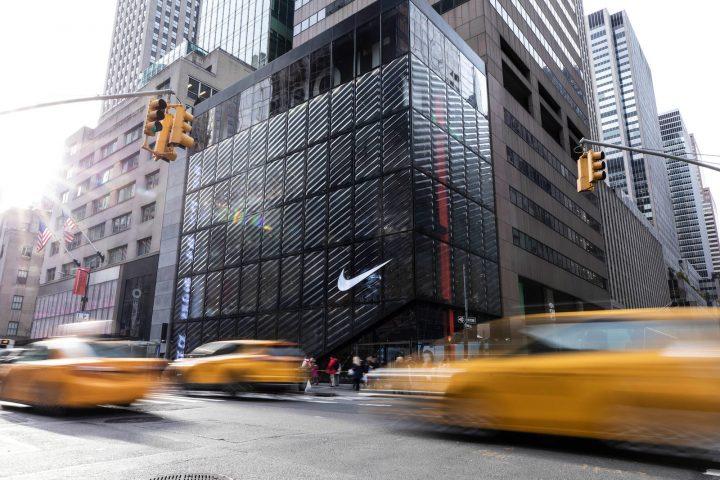 ニューヨークにナイキの新旗艦店 「House of Innovation 000」がオープン 床面積は約68,000平方フィート