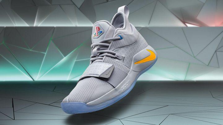 ナイキの新作「Nike PG 2.5 x PlayStation」が登場 ゲーム好きのNBA選手ポール・ジョージらしい「プレステ…