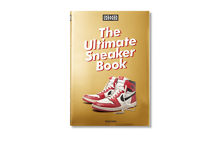 TASCHENから「The Ultimate Sneaker」が刊行 スニーカー専門誌 Sneaker Freakerによる究極のスニーカーブ…
