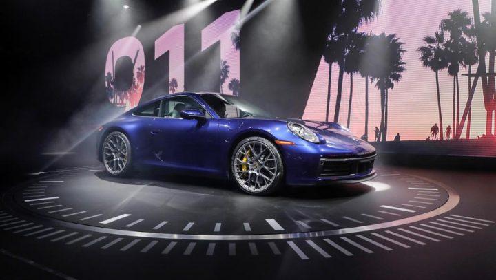 """第8世代となる新たなPorsche 911が登場 コンセプトは""""Timeless"""""""