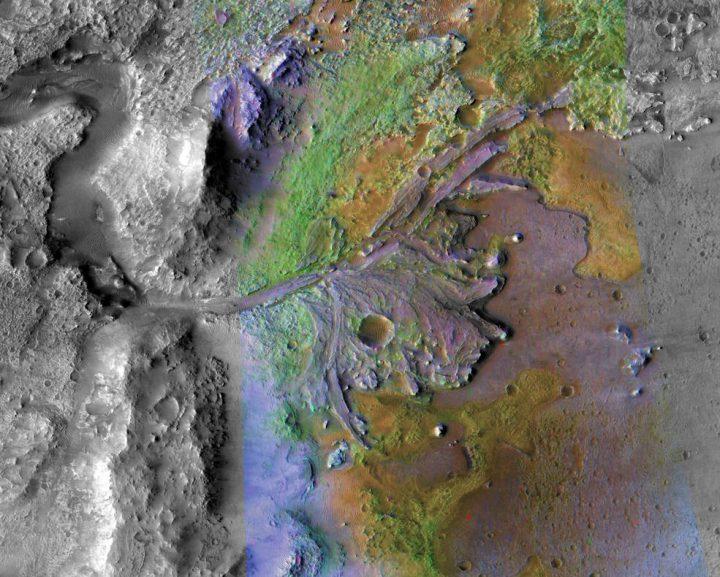 火星探査機 ローバー マーズ2020の着陸地が決定 生命の痕跡が含まれるサンプルの発見に期待