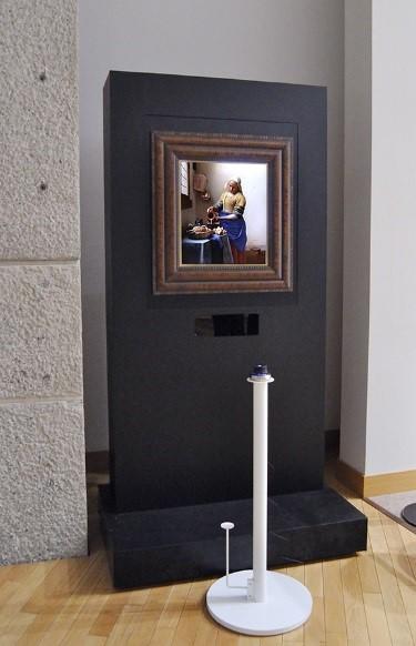 絵画の中に入り込める!? 「ViewPaint フェルメール《牛乳を注ぐ女》」 印刷博物館にて期間限定で特別公…