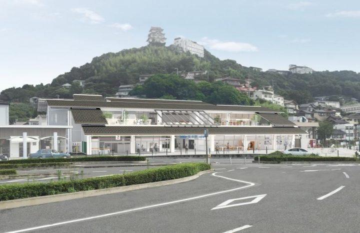 アトリエ・ワンが駅舎と店舗デザインを監修 JR尾道駅新駅舎が2019年3月に開業