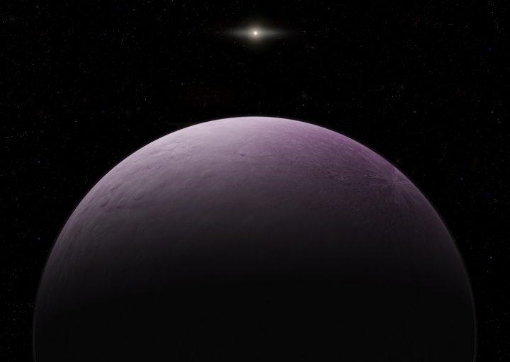 カーネギー研究所の天文学者チーム 観測史上もっとも遠くにある太陽系の天体を発見