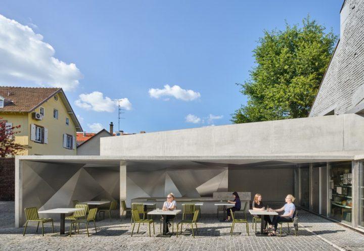 建築事務所 Dominique Coulon & associésによる「Schiltigheim」 古い ...