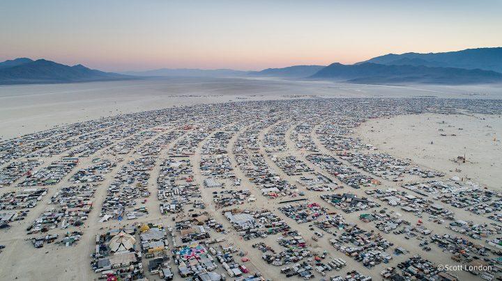 バーニングマンーー砂漠の街にクリエイターが集う理由。2年目バーナーがレポート