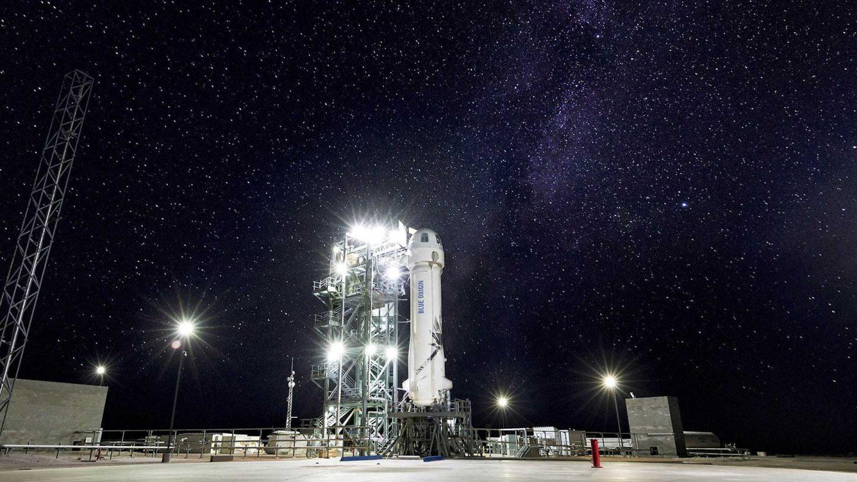 ジェフ・ベゾスが設立した航空宇宙企業 ブルーオリジン 宇宙船「ニューシェパード」の10回目のミッション…
