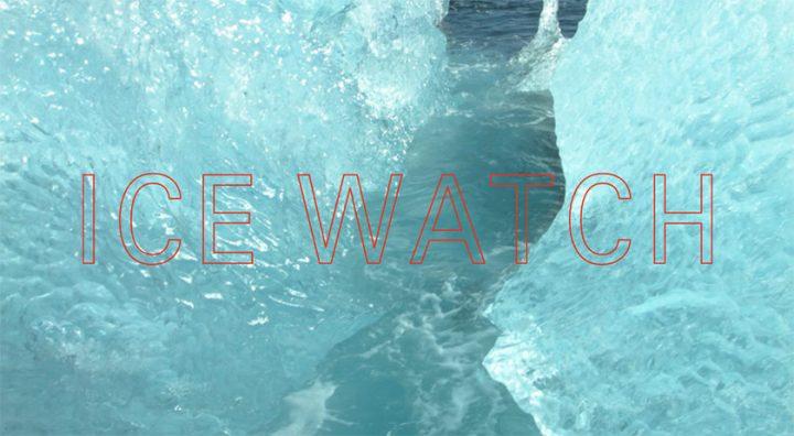 オラファー・エリアソンの新プロジェクト「Ice Watch」 COP24開催にあわせ24個の消えゆく氷塊を展示