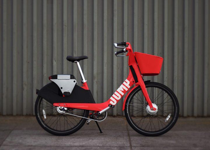 全米やベルリンでライドシェアeモビリティを展開する JUMP Bikesが次世代の電動自転車を公開
