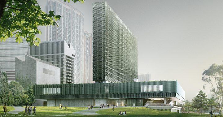 2019年 香港に世界最大級の視覚文化美術館「M+」が誕生 スイスの建築事務所 Herzog&de Meuronが設計