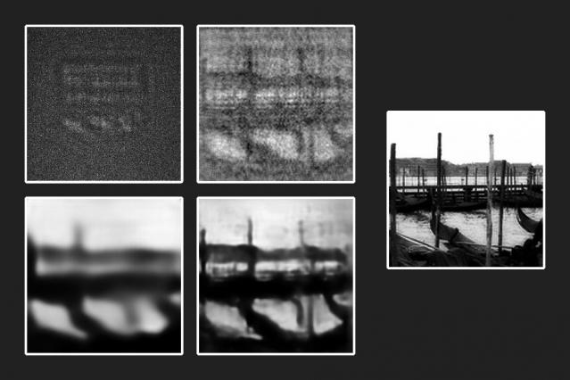 暗闇で「見えない」物体が見えるようになる技術が開発  MITの研究者らがディープラーニングを応用