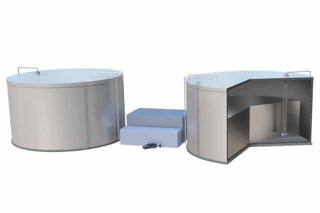 MITのエンジニアが再生可能エネルギーを貯蔵・送電するシステムを考案 余剰電力でできた熱を大型タンクに…