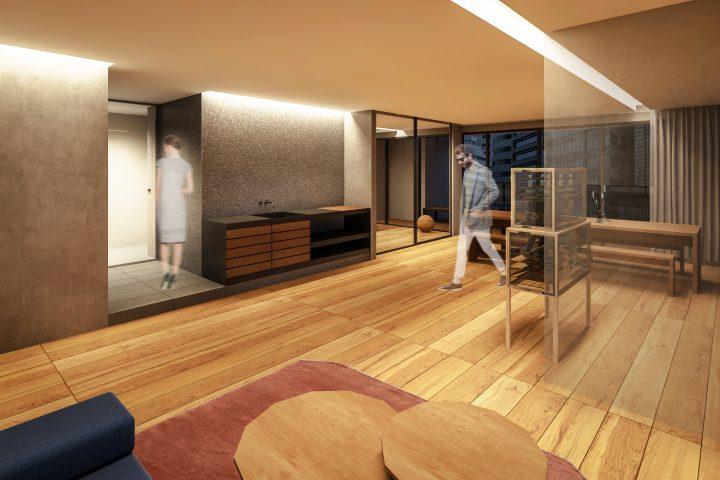 客室兼ギャラリーの新空間「TOKYO CRAFT ROOM」が誕生 柳原照弘によるクリエイティブ・ディレクションで