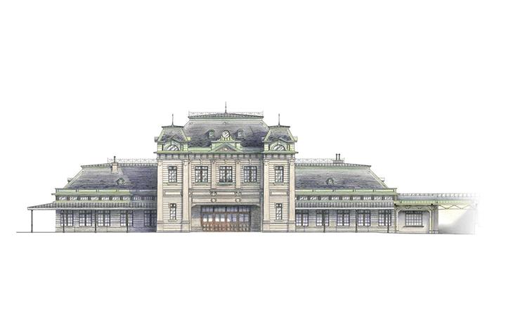 鉄道駅で初の重要文化財に指定された門司港駅 6年間の保存修理工事を経て 2019年3月10日にグランドオープン