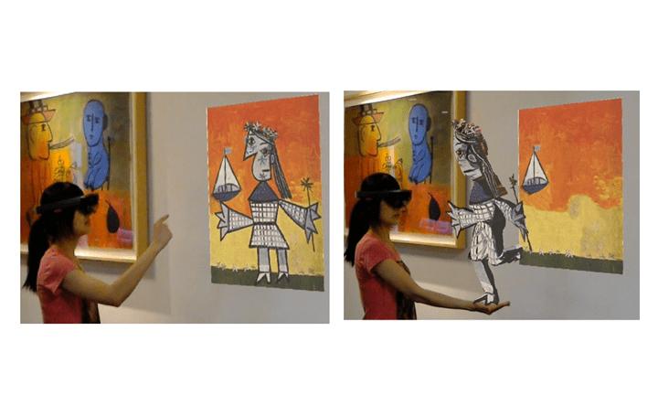 1枚の写真から3D人物アニメーションを作成 ワシントン大学の研究グループが開発した 「Photo Wake-Up」