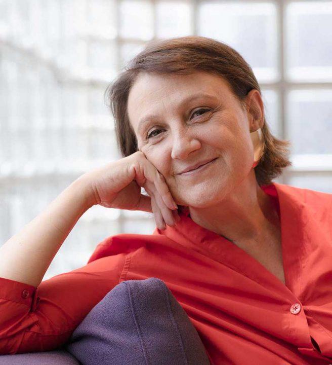 エルメス財団ディレクター カトリーヌ・ティケニス 「ディレクターとは皆を冒険に連れ出す仕事」