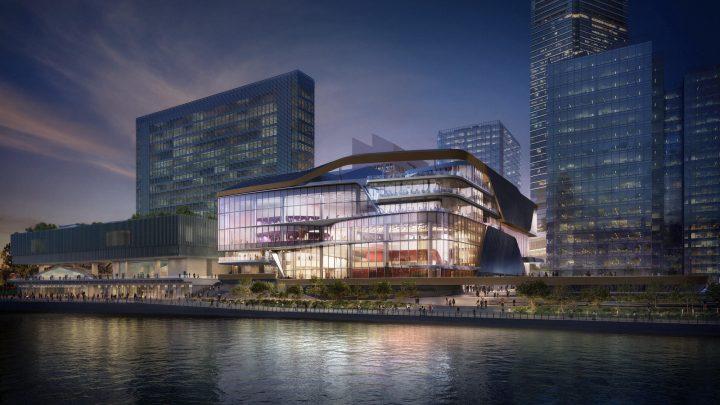 舞踊・舞台芸術のための世界規模の劇場 「Lyric Theatre Complex」 UNStudioによる設計案が公開