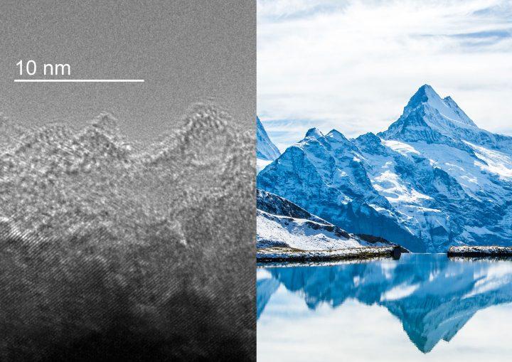 超ナノ結晶質ダイヤモンドコーティングは滑らかでない!? ピッツバーグ大学の研究チームが調査結果を発表