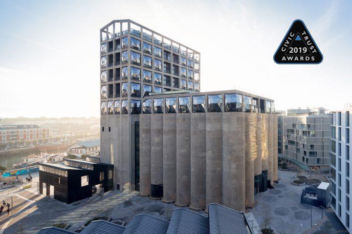 Heatherwick Studioによるケープタウンの現代美術館 「Zeitz MOCAA」がCivic Trust Awardsを受賞