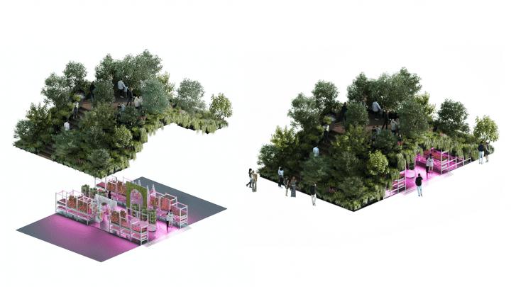 トム・ディクソンとIKEAのコラボ・プロジェクト 都市環境で植物を栽培する実験モデルのデザイン